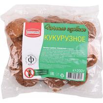 Печенье Рототайка кукурузное сдобное без глютена на фруктозе