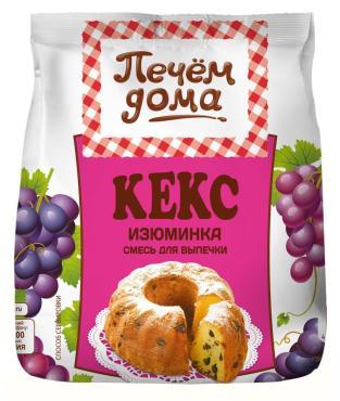 Смесь для выпечки Русский Продукт кекс изюминка