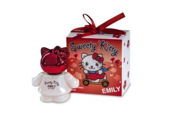 Детская душистая вода Sweety Kitty Emily