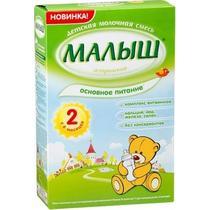 Молочная смесь Малыш Истринский 2 с 6 месяцев