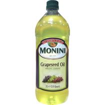 Масло виноградных косточек Monini 2 л