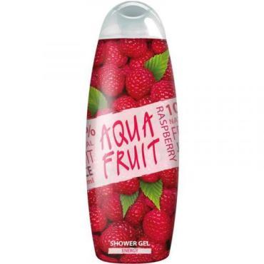 Гель для душа AquaFruit Energy Raspberry