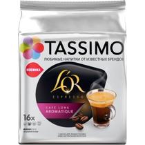 Кофе Tassimo L'or Espresso Cafe Long Aromatique т-диски 110.4 гр