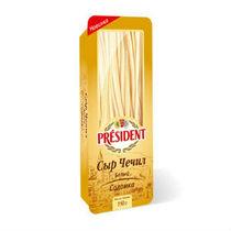 Сыр President Чечил белый Соломка 40% 150 гр