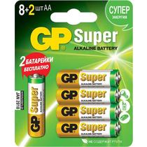 Батарейки GP Super Alkaline AA 10 шт
