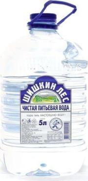 Вода питьевая Шишкин лес негазированная