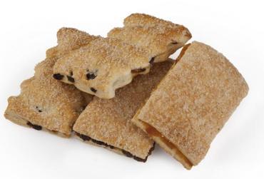 Печенье слоеное с черносливом Контек Полоска