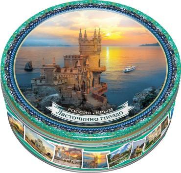 Печенье сдобное Сладкая Сказка Monte Christo Крым