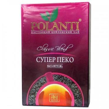 Чай Polanti Pekoe черный