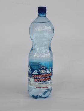 Вода Серебряный Источник Сладкая,1.5 л.,ПЭТ