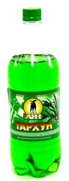 Газированный напиток тархун Аян, 650 мл., ПЭТ