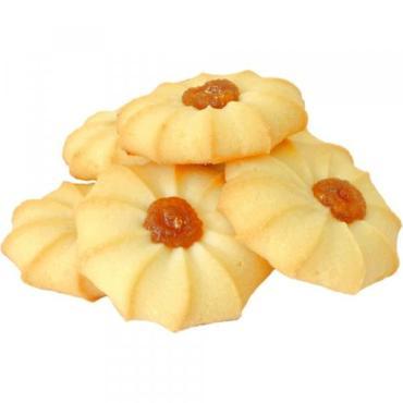Печенье Ден-Трал Курабье бакинское звездочка