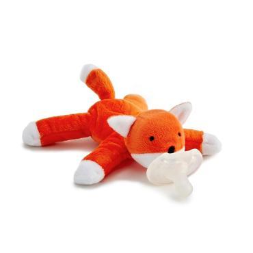 Пустышка с развивающей игрушкой (Лисенок Фердинанд)