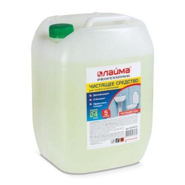 Чистящее средство Лайма Professional для туалета и сантехники