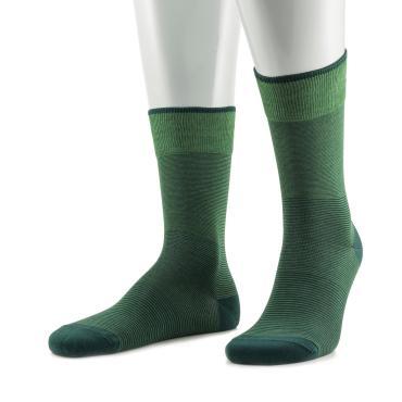 Носки мужские Grinston зеленый размер 27