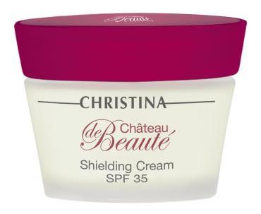 Крем для лица Christina Chateau de Beaute Shielding Сream SPF 35 защитный