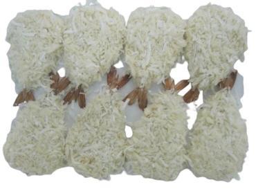 Креветки Ваннамей очищенные с хвостом в кокосовой панировке 21/25