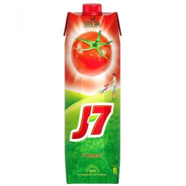 Сок J7 томат с солью