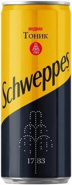 Газированный напиток Schweppes Индиан Тоник