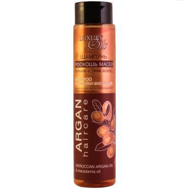 Шампунь Luxury Oils Питание и сила волос