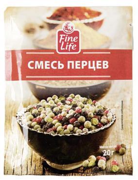 Приправа Fine Life Смесь перцев
