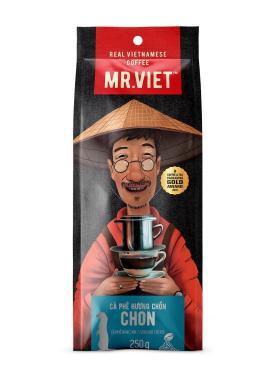 Кофе молотый Sense Asia Чон, Mr. Viet, 250 гр., пакет