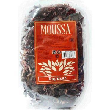 Чай Moussa каркаде, 200 гр., флоу-пак