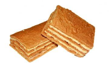 Пирожное медовое  Элиза, Хочу-Хочу , 3,5 кг., картон