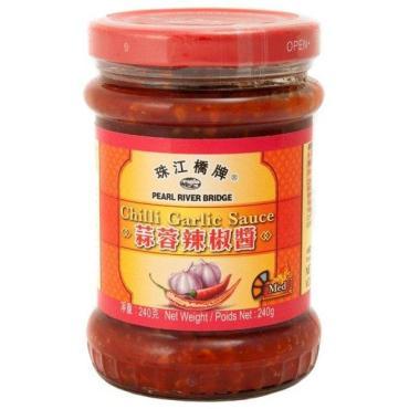 Соус Pearl River Bridge Chili Garlic Китай
