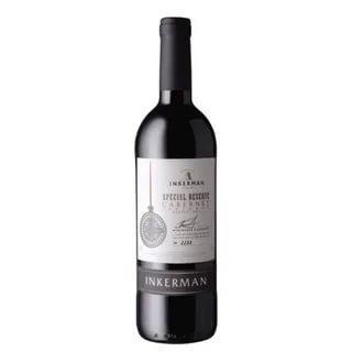 Вино столовое сухое красное Inkerman Special Reserve 12,5 %, Россия, 750 мл., стекло
