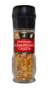 Приправа азиатская смесь Фарсис, 42 гр., стекло