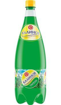 Лимонад Тархун,  Калинов, 1,5 л., стекло