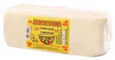 Спред растительно-жировой 68 % Масленица, 500 гр., обертка фольга/бумага