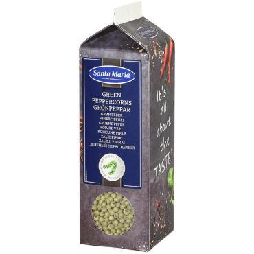 Перец зеленый целый Santa Maria, 165 гр., картонная коробка