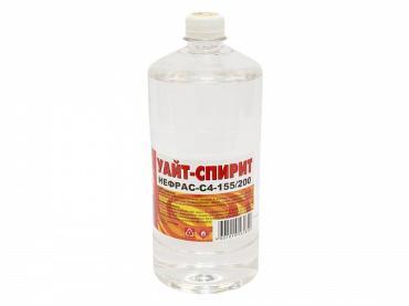 Уайт-спирит пластик, Вершина, 1 л., пластиковая бутылка