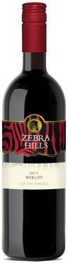 Вино Zebra Hills Merlot красное сухое 14% ЮАР
