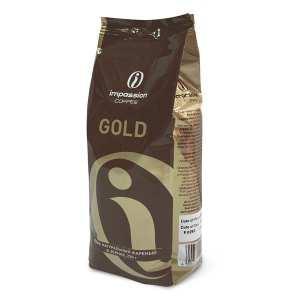 Кофе в зернах Impassion Gold 250 гр., флоу-пак