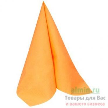 Салфетка Mapelor бумажная персиковая