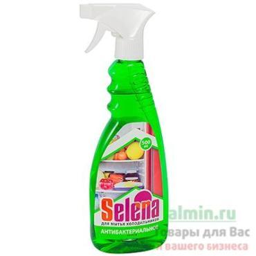 Чистящее средство Selena для кухни триггер для мытья холодильников антибактериальное