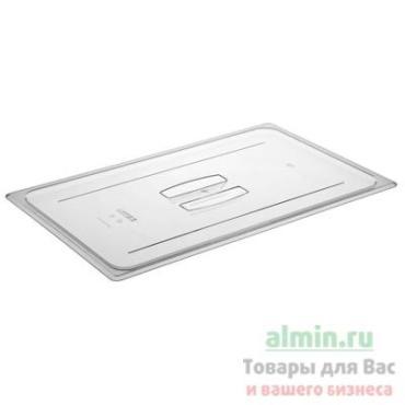Крышка для гастроемкости Bora 1/1 530х325х10мм поликарбонат прозрачная