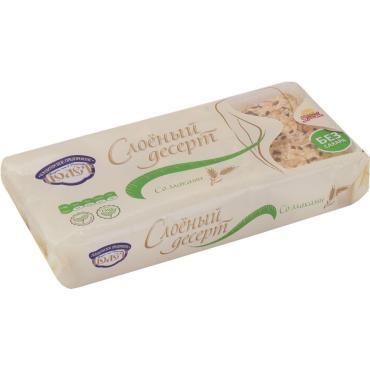 Печенье со злаками Полет Слоеный десерт 300 гр., пластиковая упаковка