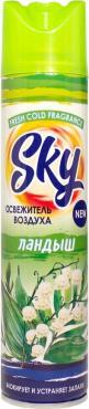 Освежитель воздуха Sky Ландыш