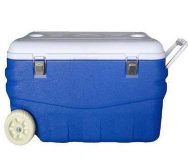 Изометрический контейнер 80 л., синий, Арктика