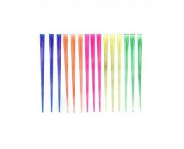 Пика 9 см., пластик цветной 35 шт., Призма