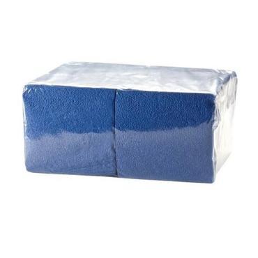 Салфетки синие 250 шт., БигПак, пластиковая упаковка