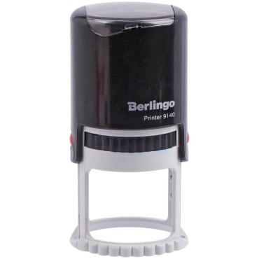 Оснастка для печати Berlingo Printer 9140, Ø40мм, пластмассовая, коробка