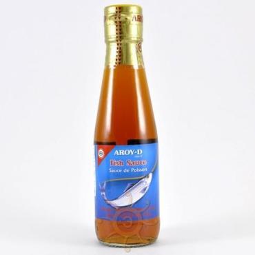 Соус рыбный Aroy-D, 200 мл., пластиковая бутылка