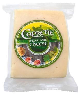 Сыр из коз. и кор. молока 50%,Россия, Caprette mix, 200 гр., флоу-пак