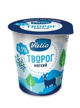 Творог Valio обезжиренный 0,1%