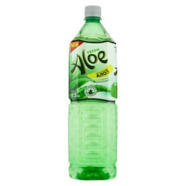 Напиток безалкогольный Aloe Fresh, 1,5 л., пластиковая бутылка